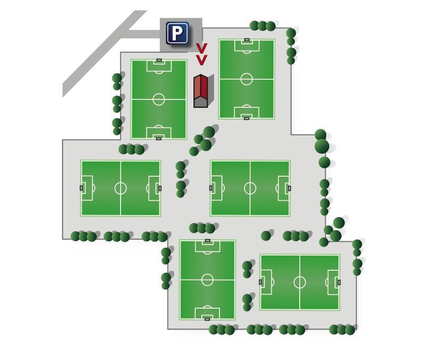 Internationaal jeugdvoetbaltoernooi in Hasselt, België - Hasselt Cup - sportpark Zonhoven