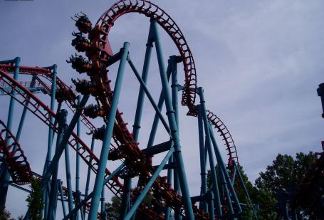 Walibi World Amuaement Park - Hattem Trophy