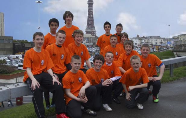 Blackpool Cup (May)