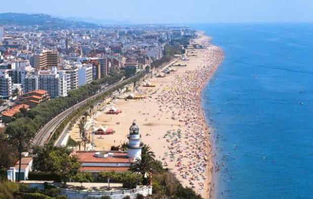 Coast Calella