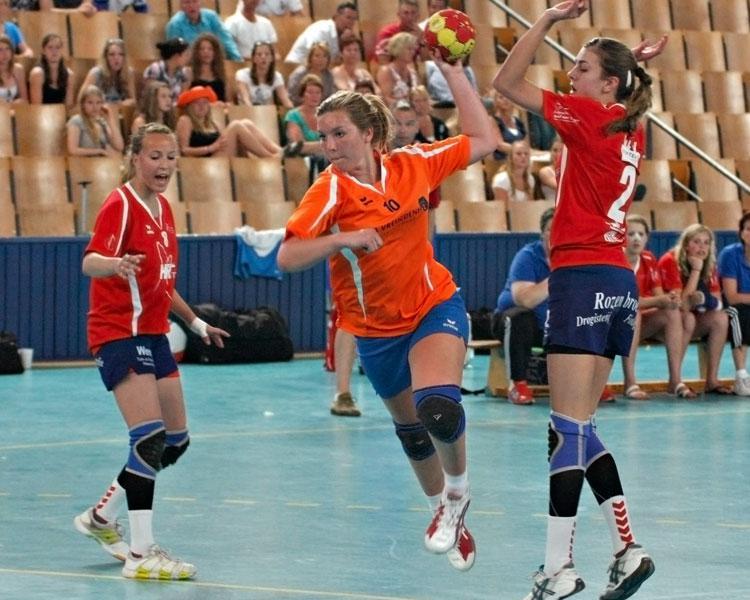 Handball tournaments